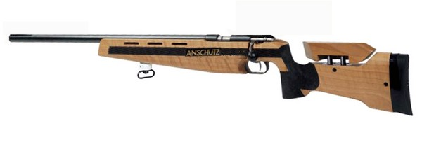 ANS 1903L RIFLE W/TWO STAGE TRIGGER (LEFT) 000280