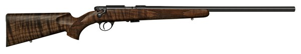 ANS 1710 D HB .22LR CLASSIC RIFLE W/ 5096D SINGLE STAGE TRIG 000454