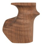 "ANS WALNUT GRIP FOR ""ONE"" STOCK /9015 PRECISE (SM-RIGHT) 014107"