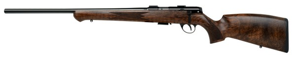 "ANS 1727L F SPORTER .22LR RIFLE W/ 22"" BARREL & GERMAN STOCK 014205"