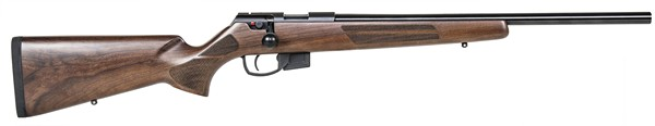 ANS 1761 D HB CLASSIC .22 WMR RIFLE-ONE STAGE LIGHT TRIG(RH) 015623