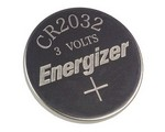 ENERGIZER LITHIUM 3V BATTERY CR2032 2032BP