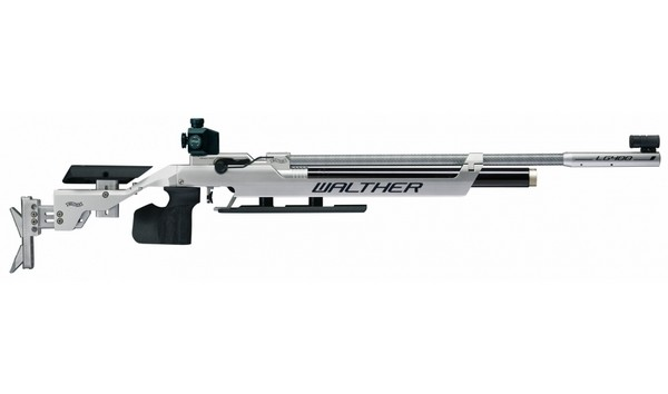 WALTHER LG400 ALUTEC ECONOMY AIR RIFLE-BASIC SIGHT(MED)(RH) 2788063