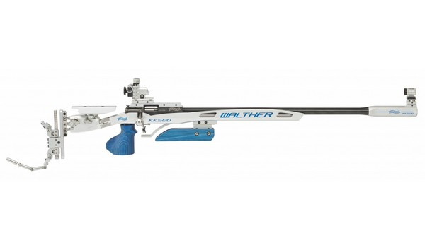 WALTHER KK500-M 650mm .22LR RIFLE W/EXPERT STOCK (MED-RIGHT) 2818230