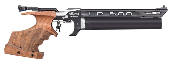WALTHER LP500 EXPERT AIR PISTOL (MECHANICAL TRIG)(MED-RIGHT) 2854759MM