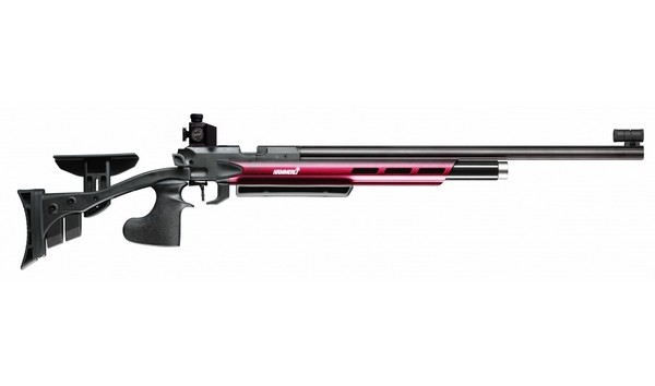 HAMMERLI AR20 PRO PRECISION MATCH AIR RIFLE (AMBI)(HOT RED) 46610012