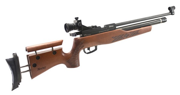 DAISY 599 PCP COMPETITION AIR RIFLE .177 CAL. W/ SIGHTS 599