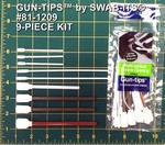 SWAB-ITS! ASSORTED CLEANING GUN TIPS (9 SWABS) 811209