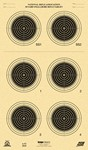!DISC!KRUGER NRA A-51 50yd SMALLBORE RIFLE TARGETS(100 PACK) A51K
