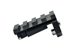 PICATINNY SCOPE MOUNT FOR FWB AW93 PISTOL AW93S