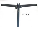 """CC SCOPE STAND TRIPOD BASE ONLY (5/8"""" OPENING) CC520T"""