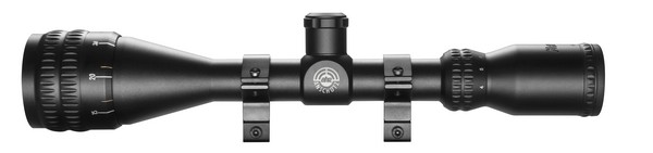 ANS RIFLE SCOPE 4x-12x 44mm AO KK-50 GLASS ETCHED RETICLE HK3026