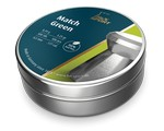 H&N MATCH GREEN NON-LEAD PELLET (4.50)(0.34g)(500 TIN) HN215