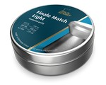 H&N FINALE MATCH LIGHT PELLETS(4.49mm)(0.51g)(500 TIN) HN449L