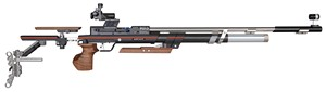"""ANS 9015 IN STOCK """"ONE"""" AIR RIFLE W/6805 SIGHTS (SM-RIGHT) 014091"""