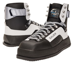 SAUER PERFECT TOP BOOTS (SILVER/BLK/WHT)(EUR 35)(US MEN 5.5) S302035