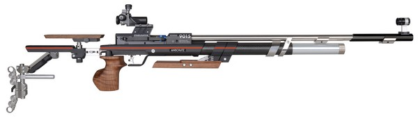 "ANS 9015 IN STOCK ""ONE"" AIR RIFLE W/6805 SIGHTS (SM-RIGHT) 014091"