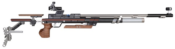 "ANS 9015 IN STOCK ""ONE"" AIR RIFLE W/6805 SIGHTS (LG-RIGHT) 014093"