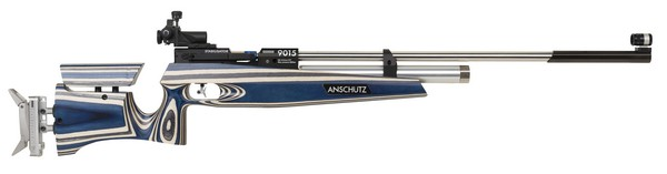 "ANS 9015 ""JUNIOR"" LAMINATED AIR RIFLE W/ALUM BUTTPLATE(AMBI) 014237"
