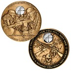 !!DISC!! SNIPER CHALLENGE COIN 60805