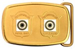 DELUXE DOUBLE DISTINGUISHED BELT BUCKLE DB110D