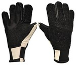 GEH DELUXE GLOVE (LG)(RIGHT)BLACK/WHITE G468L