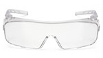 """PYRAMEX CAPPTURE """"OVER THE GLASSES"""" EYE PROTECTION (CLEAR) S9910ST"""